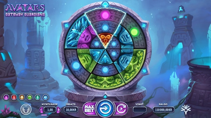 Avatars: Gateway Guardians från Yggdrasil