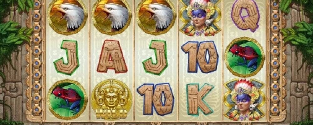 Play'N GO släpper ny slot: Aztek Warrior Princess