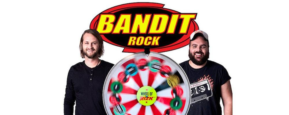 Snurra Wheel of Rizk på Bandit Rock
