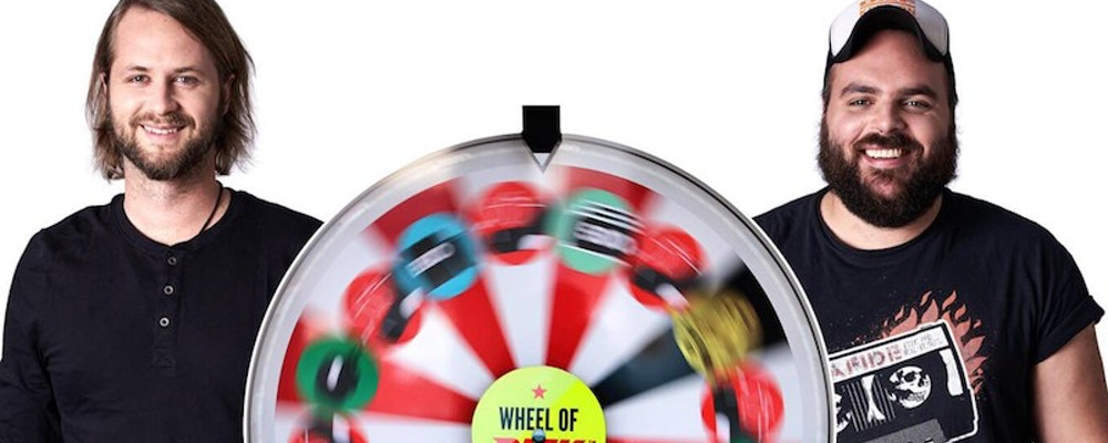 Tävling på Bandit Rock kan ge snurr på fysiskt Wheel of Rizk