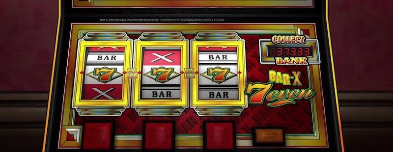 Bar-X 7even från Realistic