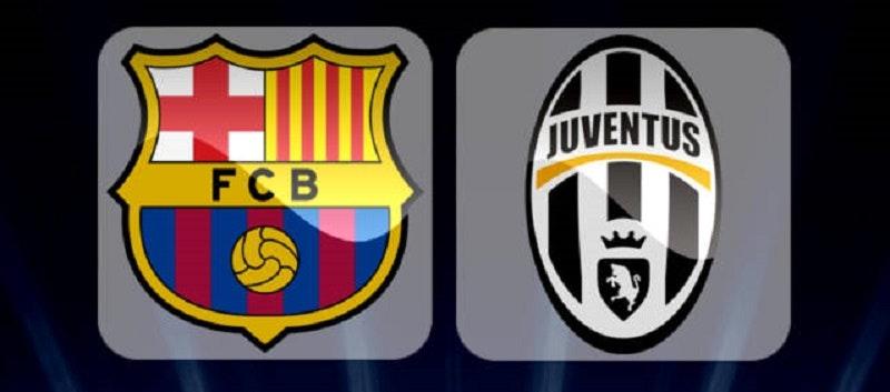 FC Barcelona mot Juventus