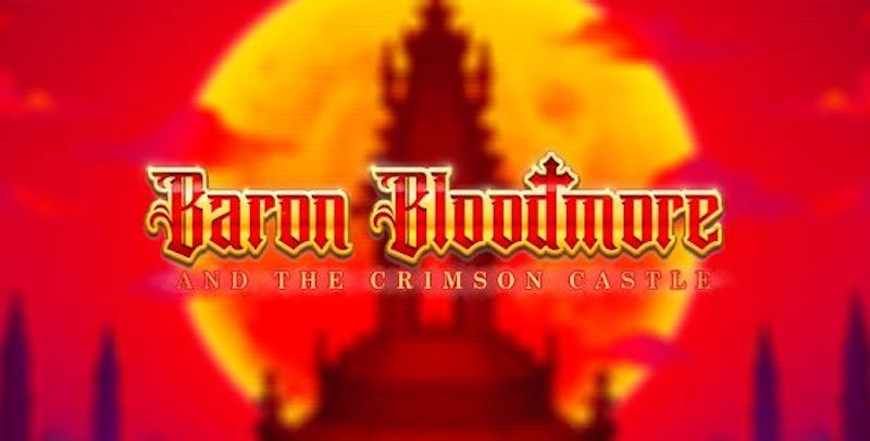 Baron Bloodmore and the Crimson Castle från Thunderkick