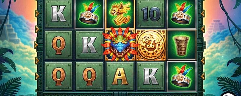 Beat the Beast - Quetzalcoatls Trial från Thunderkick