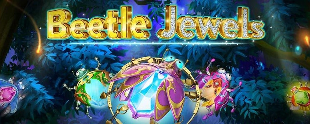 iSoftbet släpper ny slot: Beetle Jewels