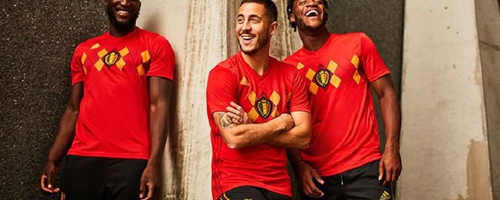 Fin form av Belgien inför VM