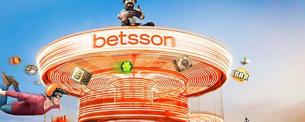 Spela på dagens spel hos Betsson och få gratisspinn hela veckan