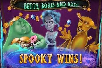 Betty, Boris and Boo från Red Tiger