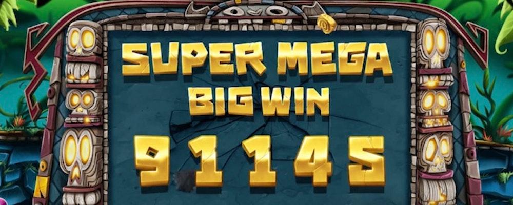 Video: Finländare vann 3888 gånger insatsen i Big Blox hos Rizk