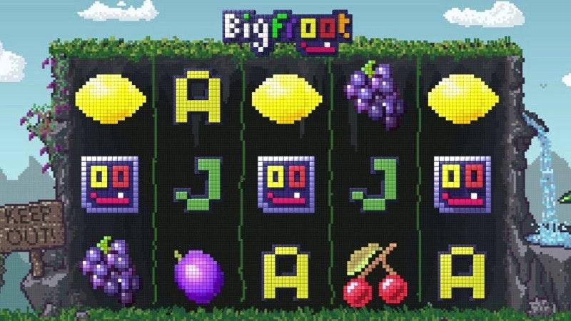 BigFroot från Saucify - Nostalgisk & underhållande ny slot