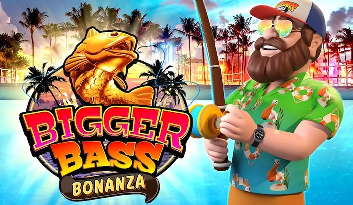 Bigger Bass Bonanza från Pragmatic Play