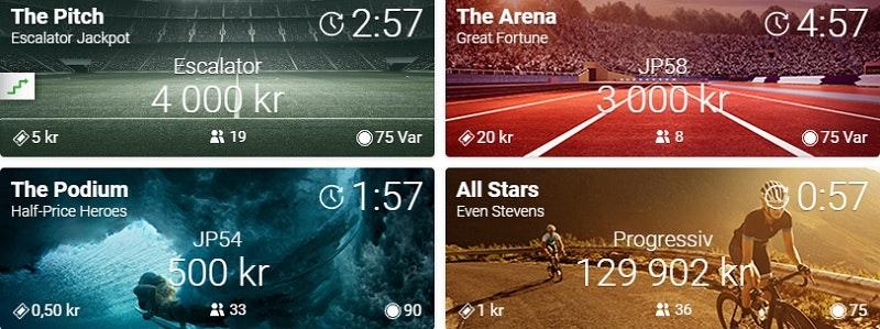 Bättre bingo i Unibets nya mobilversion