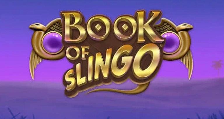 Book of Slingo från Slingo Originals