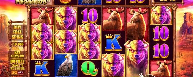 Buffalo King Megaways från Pragmatic Play