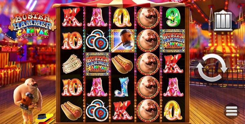 Ny slot från NextGen Gaming med cirkustema