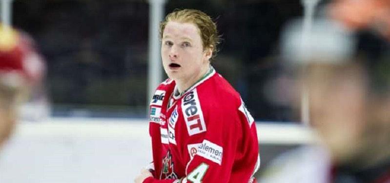 Carl Grundström återvänder till Frölunda inför matchen mot Luleå