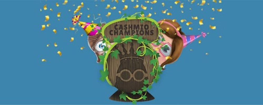 Födelsedagsfirande hos Cashmio som fyller ett år!