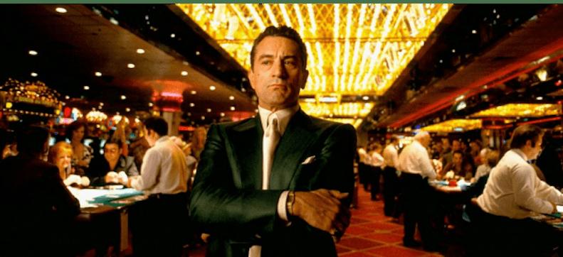 Casino med Robert de Niro