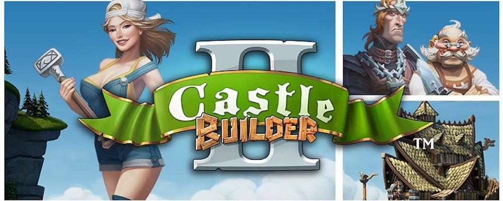 Castle Builder 2 - Ny slot från MicroGaming - Spela Här & Få Bonus