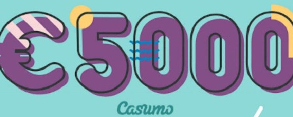 Vinn upp till 50 000 kr i casinoturneringarna Reel Races i Juni
