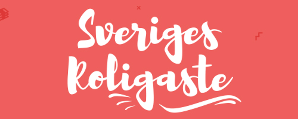 Sveriges Roligaste - Bara 9 dagar kvar!