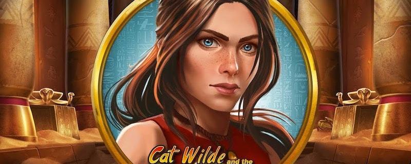 Cat Wilde and the Doom of Dead från Play n Go