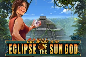 Cat Wilde and the Eclipse of the Sun God från Play'N GO