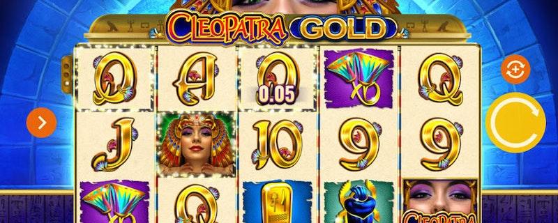 Cleopatra Gold av IGT