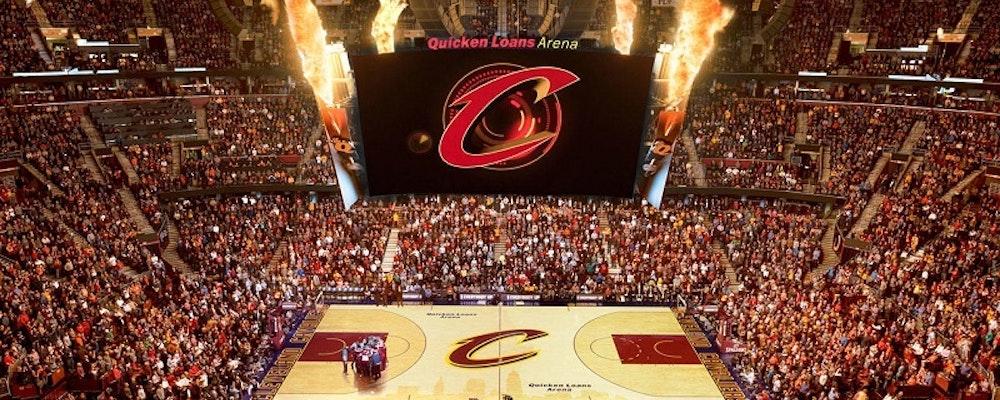 Cleveland Cavaliers storfavoriter för Central Division i NBA