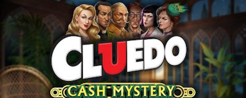 Cluedo Cash Mystery från WMS