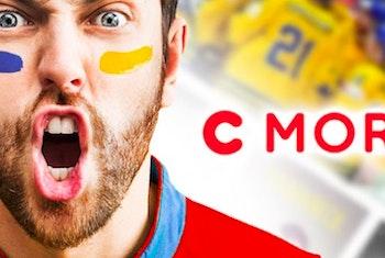 Du får C More Premium gratis i 1 månad hos Redbet idag!