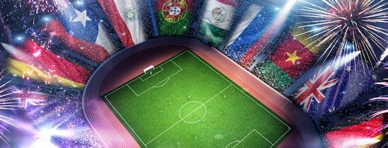 Confederations Cup 2017 - Få 100 kr gratis - Spela på matcherna live