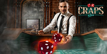 Äntligen kommer Craps i Live Casino-form