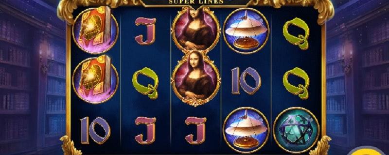 Da Vinci's Mystery Slot från Red Tiger