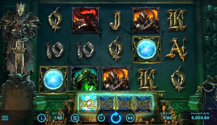 Dark King: Forbidden Riches av NetEnt