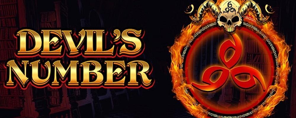 Devil's Number - En glödhet ny slot från Red Tiger