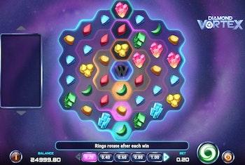 Diamond Vortex från Play'N GO