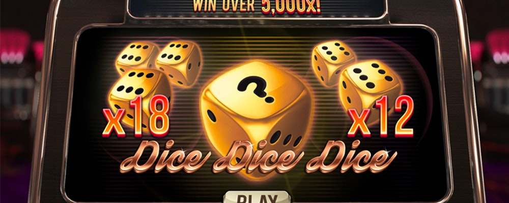 Lucky Dice & Rolling Respins i ny spelautomat