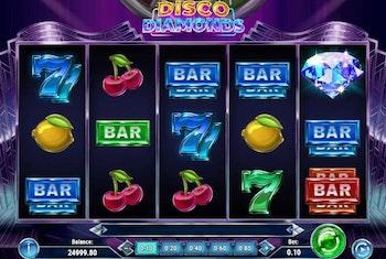 Disco Diamonds från Play'N Go