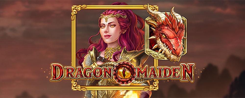 Eldsprutande drakar i rykande färskt spel