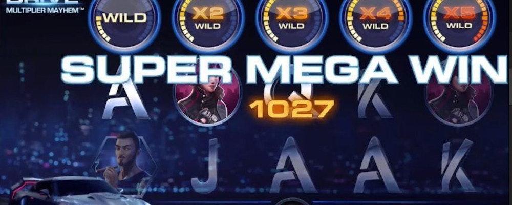 Ny Slot! Drive: Multiplier Mayhem från NetEnt