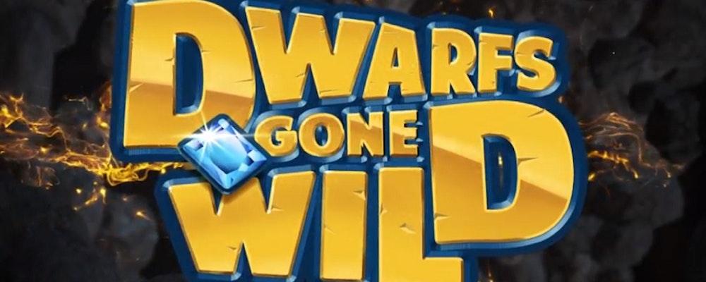 Dwarfs Gone Wild från Quickspin kan bli årets slot