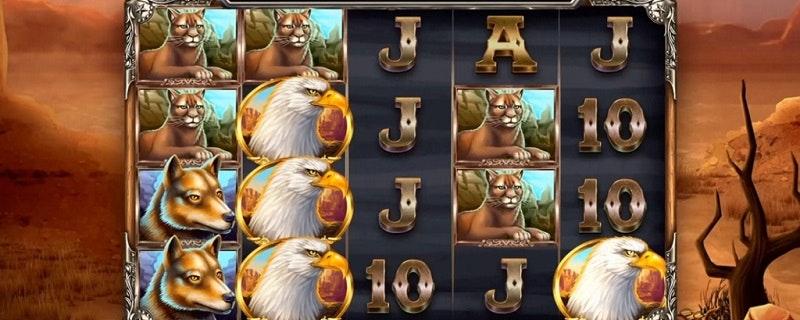 Eagle Riches från Red Tiger Gaming