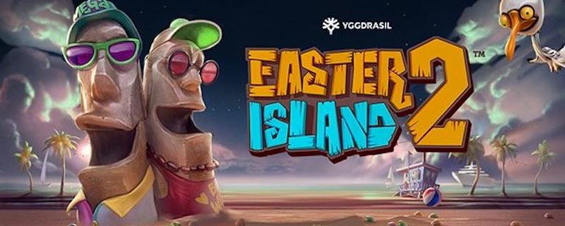 Easter Island 2 från Yggdrasil