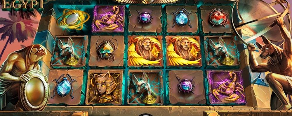 Lista: Bästa spel med Egypten-inspiration
