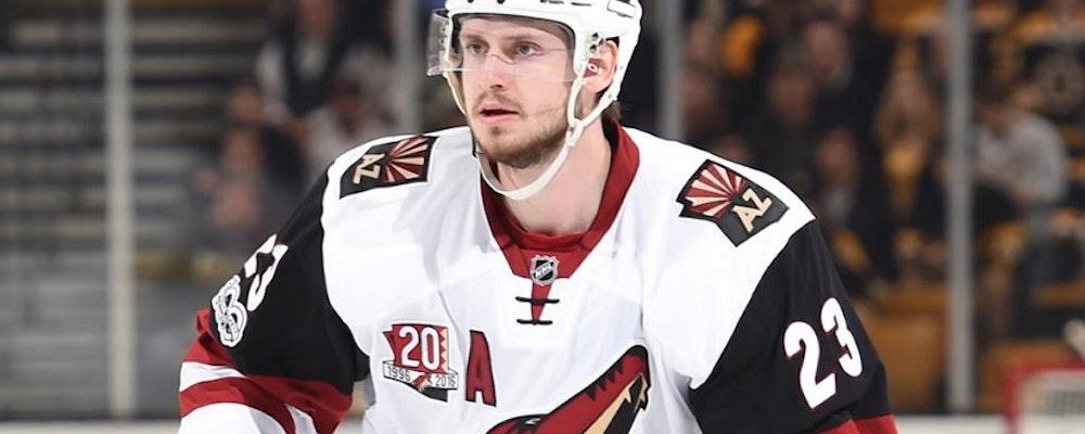 Ekman-Larsson ny kapten i Arizona Coyotes