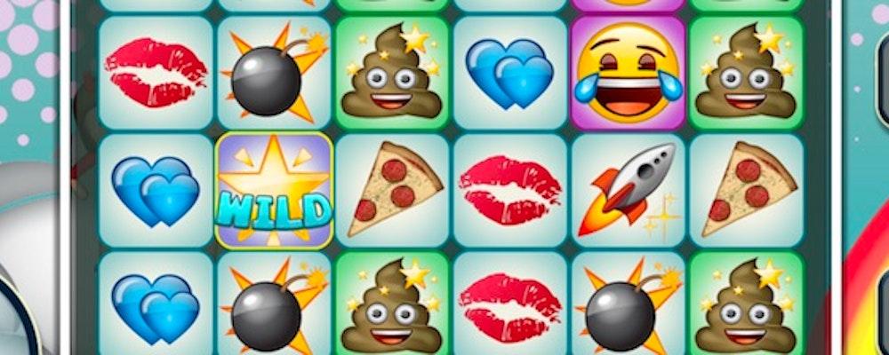 Emoji Planet - Nyheten från NetEnt - Går nu att spela exklusivt här
