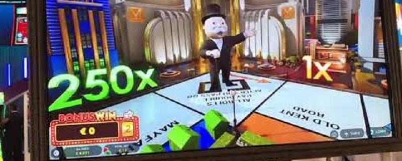 Spela Monopol på casino