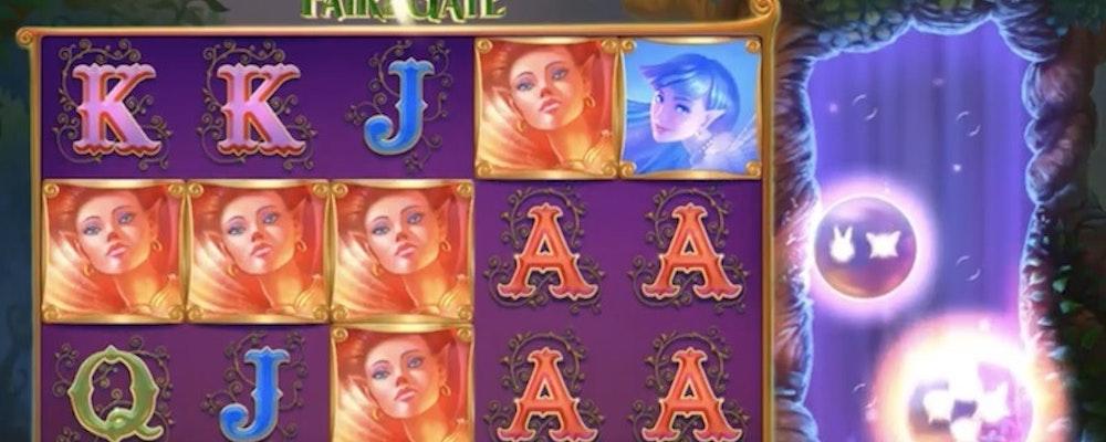 Fairy Gate från Quickspin är en ny & het slot med massa re-spins