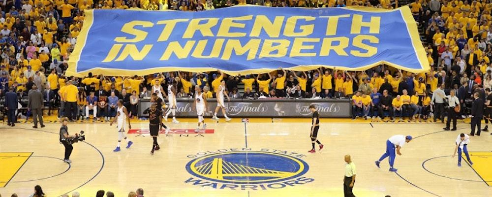 Golden State mot Cleveland i final i NBA